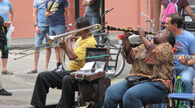 Jazz in the French Quarter