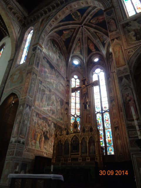Santa Croce and the Medici Chapels