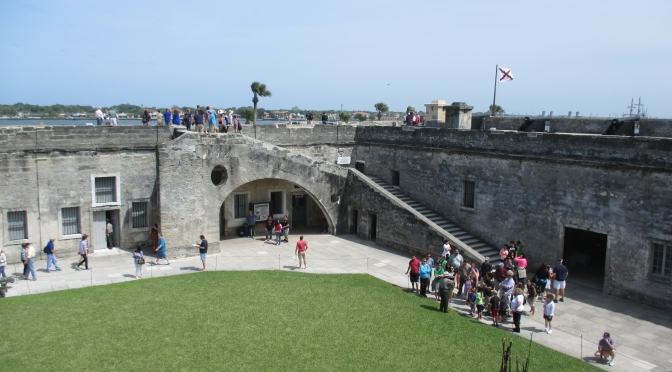 The Old Forts of St. Augustine